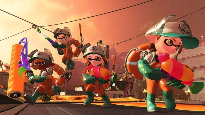 Splatoon 2 (Imagem: Divulgação/Nintendo)
