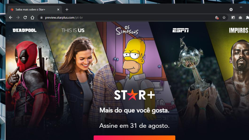 Disney chega ao Brasil em 31 de agosto