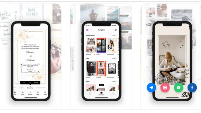 StoryStar para criar stories no Instagram