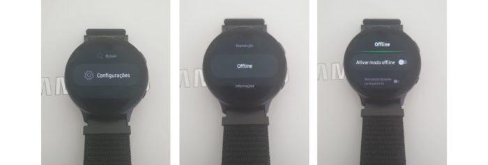 Configure o Spotify para reprodução offline no seu Galaxy Watch (Imagem: Alvaro Teixeira/Tecnoblog)
