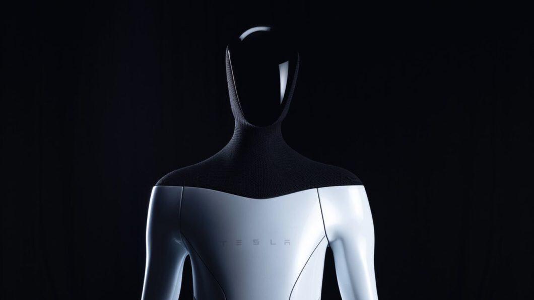 Tesla Bot (Imagem: Reprodução/Tesla)