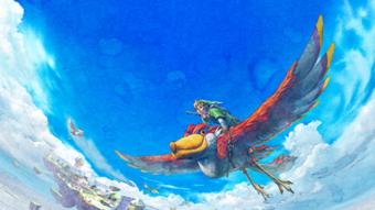 A linha do tempo dos jogos da franquia The Legend of Zelda