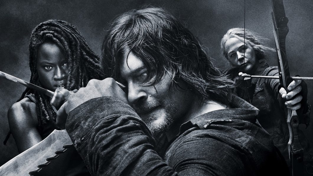 Último ano de The Walking Dead? Apenas no Star+ (Imagem: Divulgação/AMC)