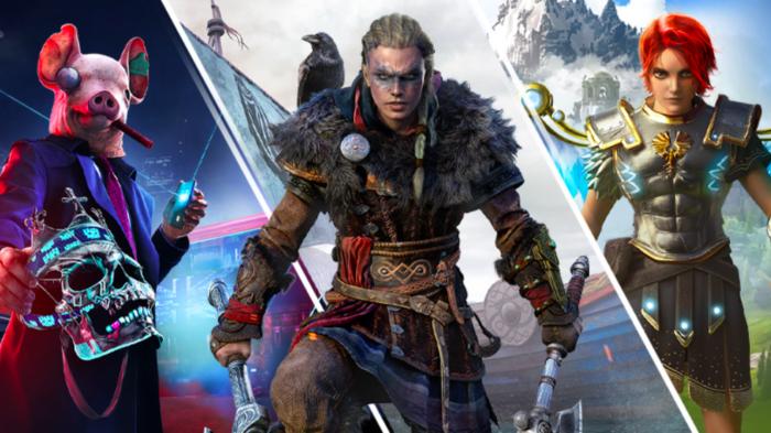 Jogos da Ubisoft e Bethesda estão em promoção no Xbox (Imagem: Divulgação/Xbox)