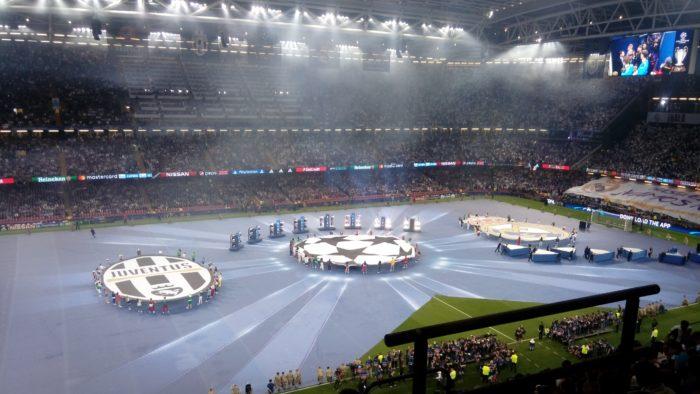 Final da Champions League 2017.