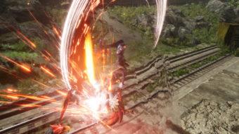 Ultra Age surpreende com ação frenética inspirada em Nier e Devil May Cry
