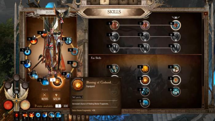 Fragmentos em Warhammer: Chaosbane