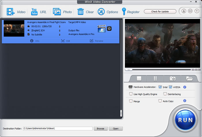 Winx Video Converter (Imagem: Divulgação)