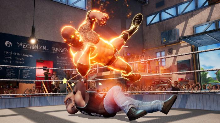 Como jogar WWE 2K Battlegrounds