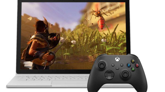 Xbox Cloud agora permite ser usado no app do Windows 10 e 11 (Imagem: Divulgação/Microsoft)