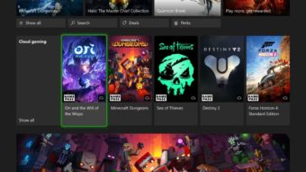 Microsoft anuncia xCloud para consoles Xbox One e Series X|S