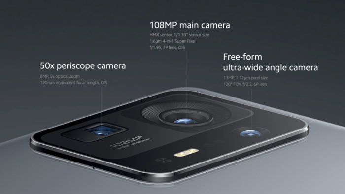 Xiaomi Mi Mix 4 Cameras (Image: Press Release/Xiaomi)