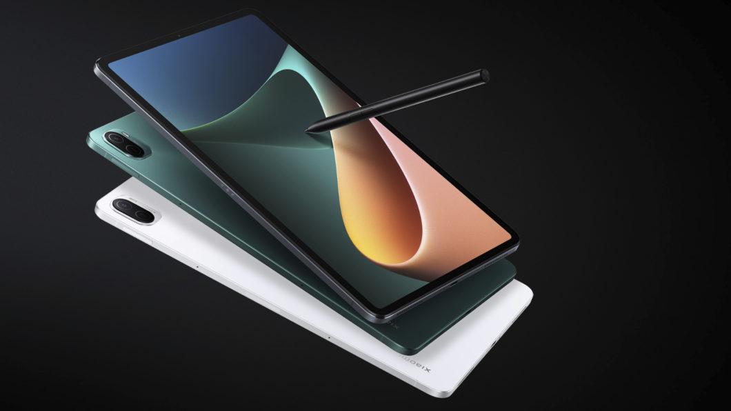 Xiaomi Pad 5 (Imagem: Divulgação/Xiaomi)