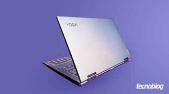Notebook Lenovo Yoga 7i: o 2 em 1 com poder de fogo