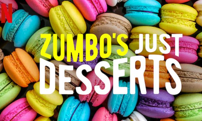 Zumbo's Just Desserts: série de confeitaria da Netflix (Imagem: Reprodução/Netflix)