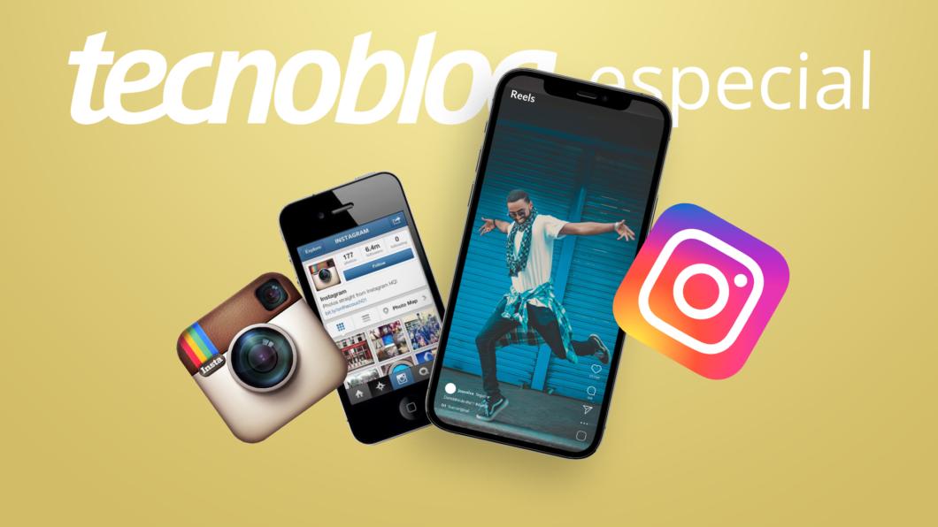 A evolução do Instagram: das fotos quadradas à era dos vídeos / Tecnoblog / Vitor Pádua