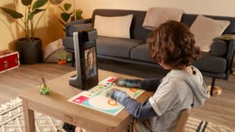 Amazon Glow une câmera e projetor para divertir crianças e adultos