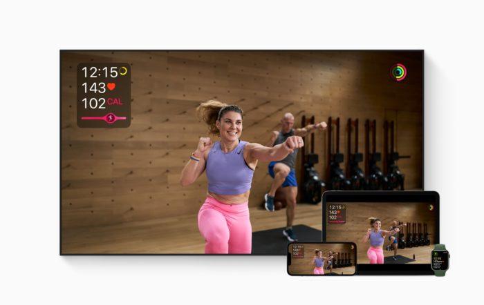 Apple Fitness+ (imagem: divulgação/Apple)