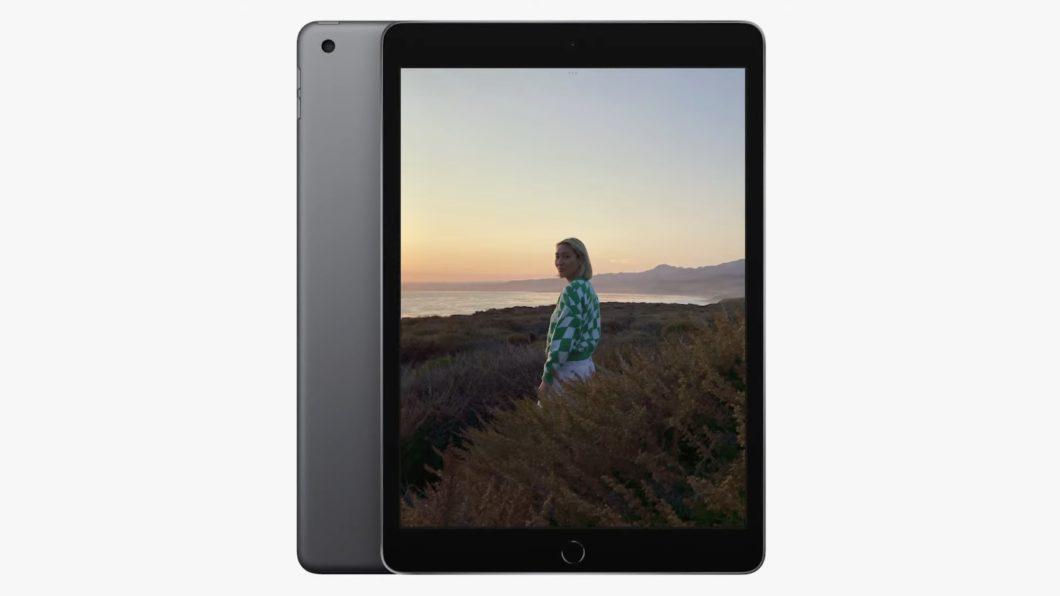 iPad de 9ª geração (Imagem: Divulgação / Apple)