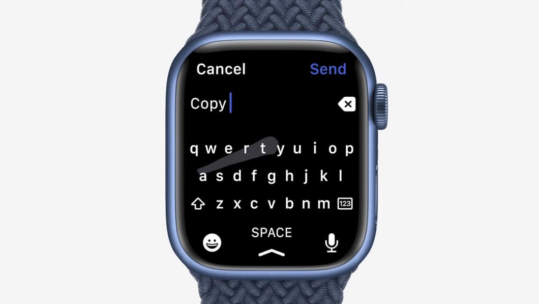 Apple é acusada de copiar teclado do aplicativo FlickType (Imagem: Reprodução/ Twitter)