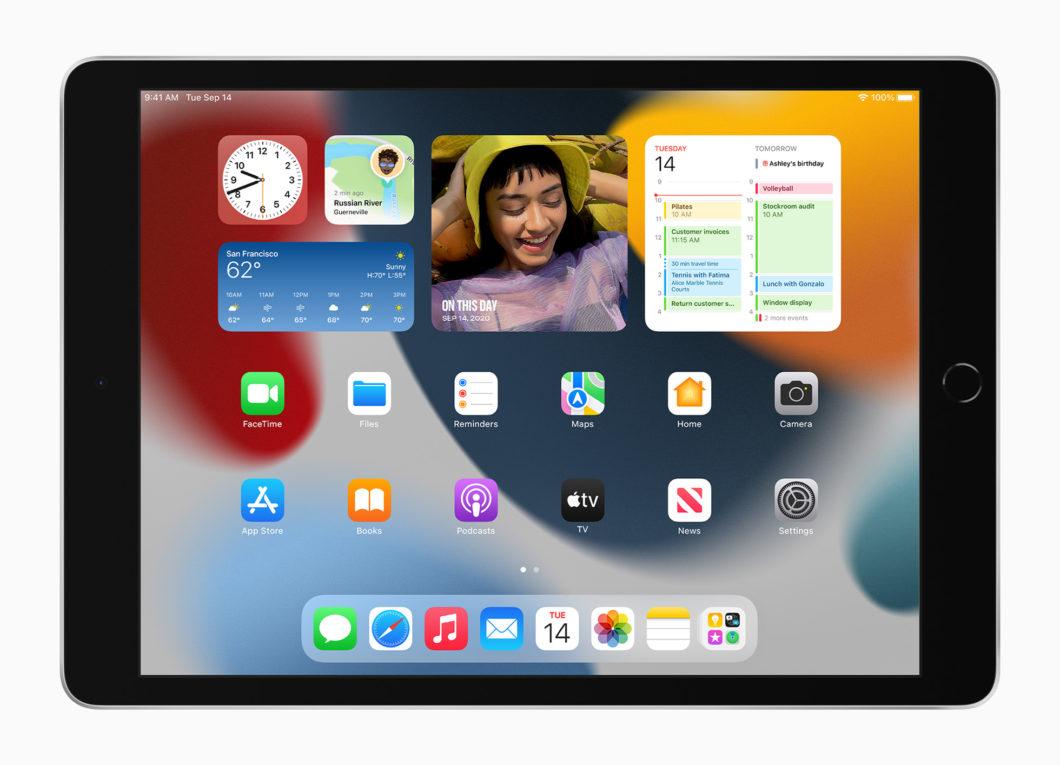 iPad de 9ª geração (Imagem: Reprodução / Apple)