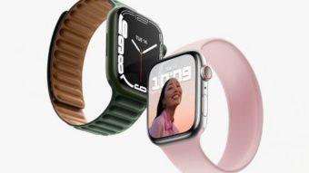 Apple Watch 7 é anunciado com ajustes em design e carregamento mais rápido