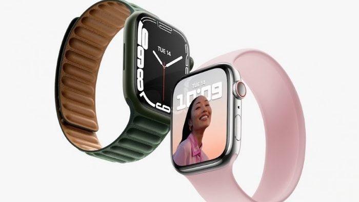 Apple Watch Series 7 (Imagem: Reprodução / Apple)