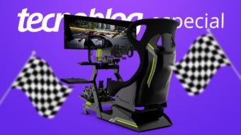 Automobilismo Virtual: do videogame aos E-Sports