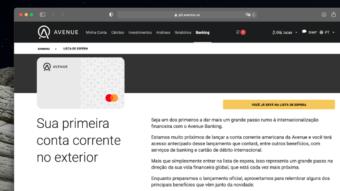 Startup vai oferecer conta nos EUA com mensalidade zero e cartão de débito