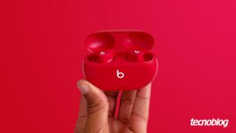 Beats Studio Buds: estilo, som vivo e alguns pepinos