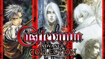 Castlevania Advance Collection traz jogos esquecidos para consoles e PC