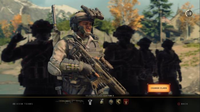 Bots em Call of Duty: Black Ops 4