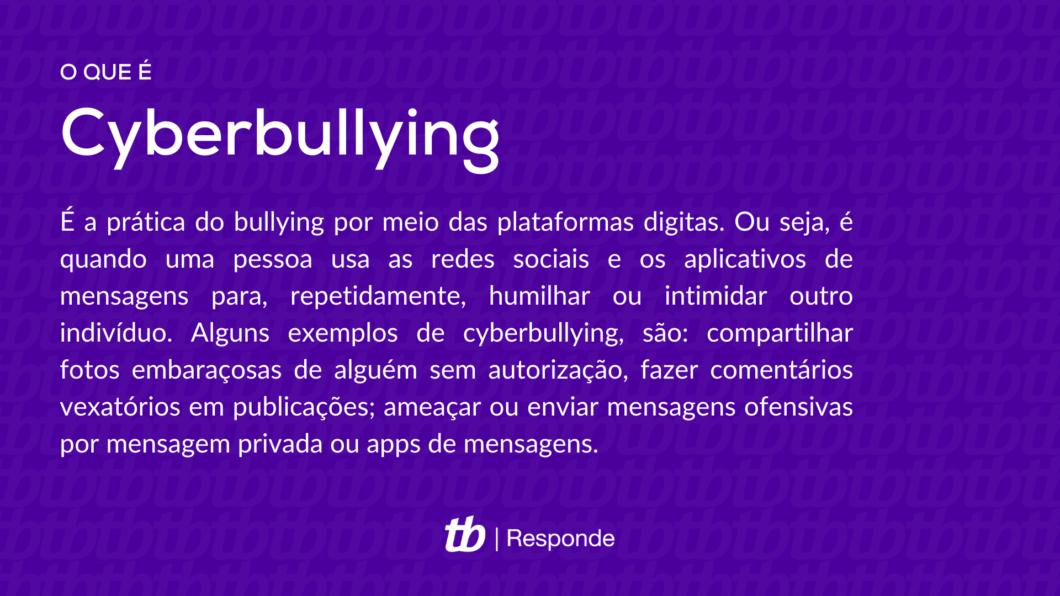 O que é cyberbullying? Entenda a definição (Imagem: Vitor Pádua/Tecnoblog)