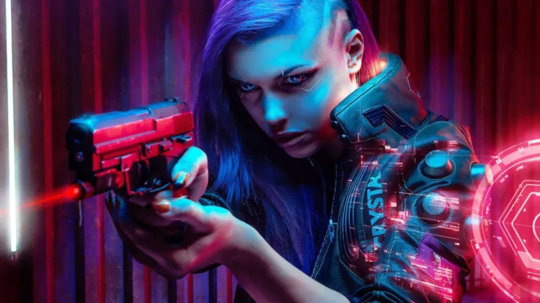 Versão next gen de Cyberpunk 2077 pode atrasar (Imagem: Divulgação/CDPR)