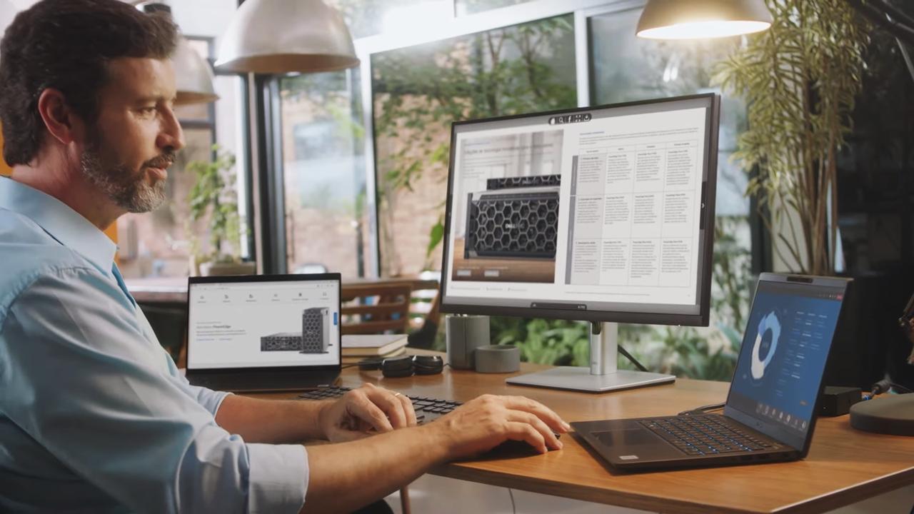 Como o Dell Expert Network ajuda consultores de TI a realizar negócios