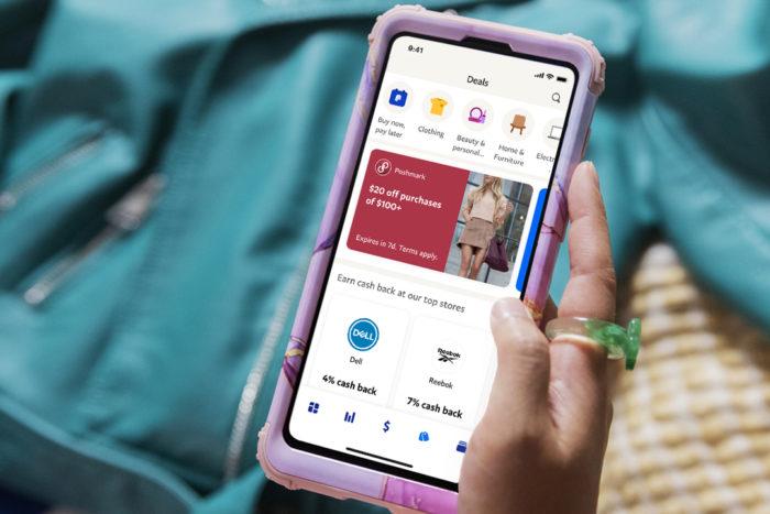 Novo aplicativo do PayPal traz compras, ofertas e cupons (Imagem: Divulgação/PayPal)