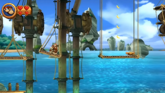 Donkey Kong Country Returns