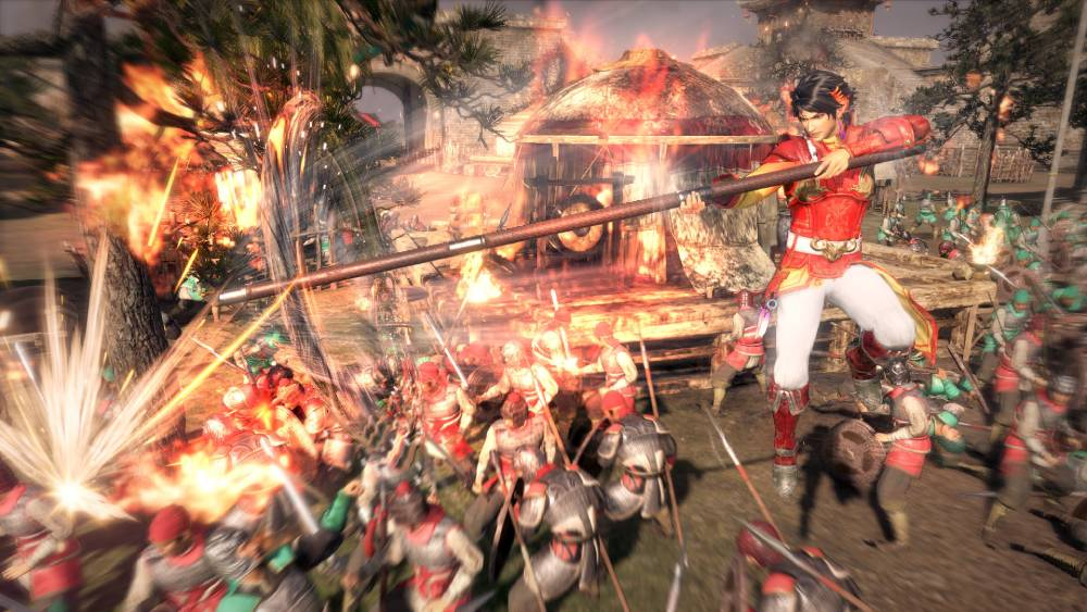 Dynasty Warriors 9: Empires (Imagem: Divulgação/Koei Tecmo)