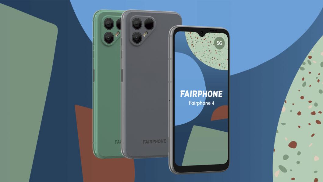 Fairphone 4 (Imagem: Divulgação/Fairphone)