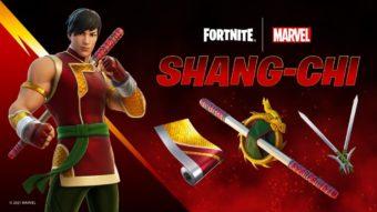 Shang-Chi: novo herói da Marvel é lançado em Fortnite com roupa clássica