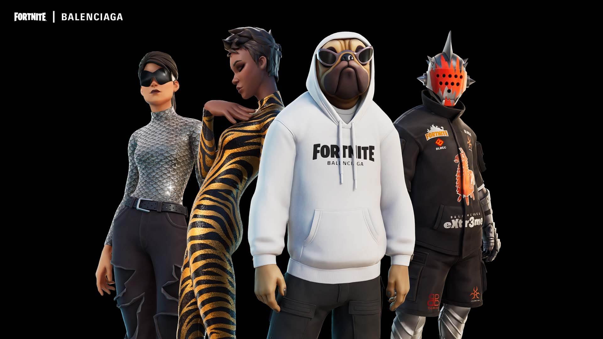 Fortnite recebe roupas e acessórios oficiais Balenciaga – Jogos – Tecnoblog