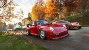Como encontrar os carros abandonados de Forza Horizon 4