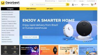 Gearbest, concorrente do AliExpress, some da web sem avisar clientes