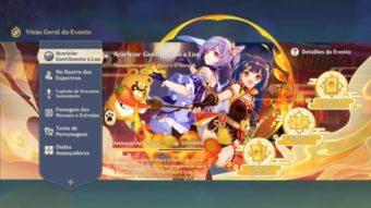 Genshin Impact: evento de aniversário não muda mesmo com fúria de jogadores