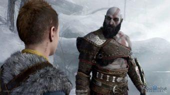 God of War Ragnarök ganha trailer de gameplay com combate e enredo