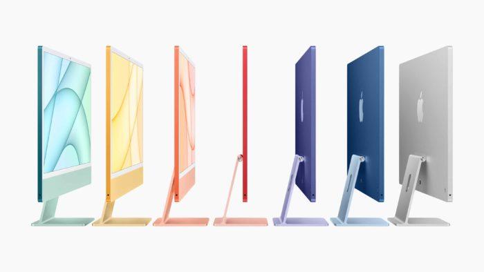 iMac de 24 polegadas da Apple