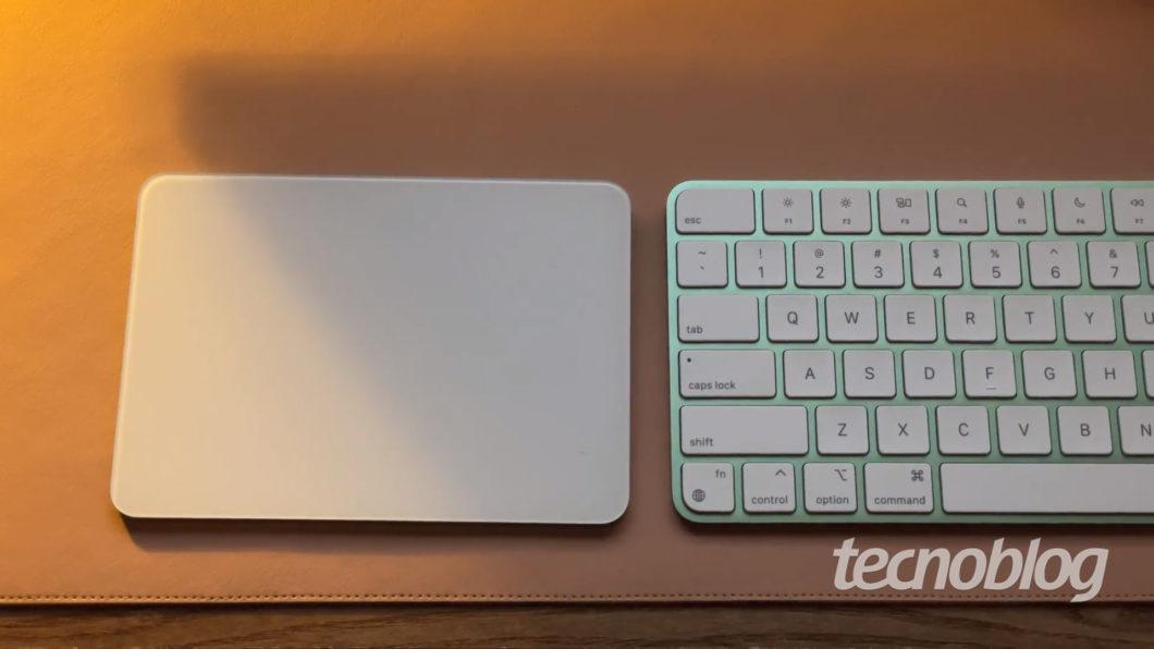 Apple iMac (Imagem: Paulo Higa/Tecnoblog)