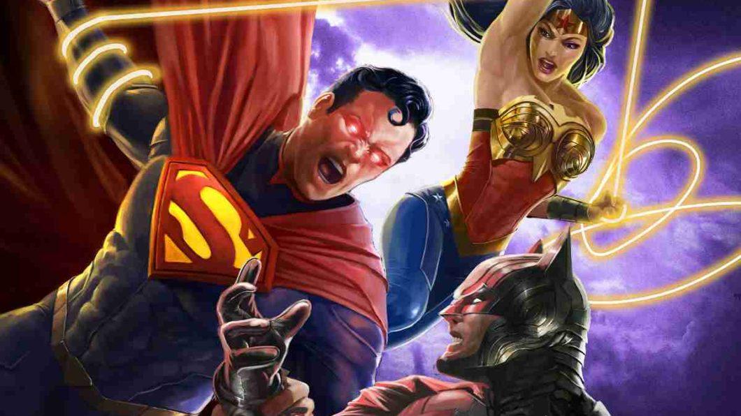 Filme de Injustice chega em outubro (Imagem: Divulgação/Warner)