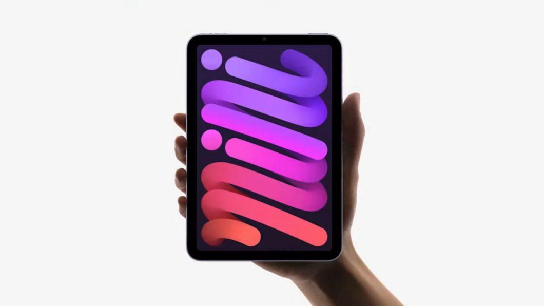 iPad Mini 6 (Imagem: Reprodução/Apple)