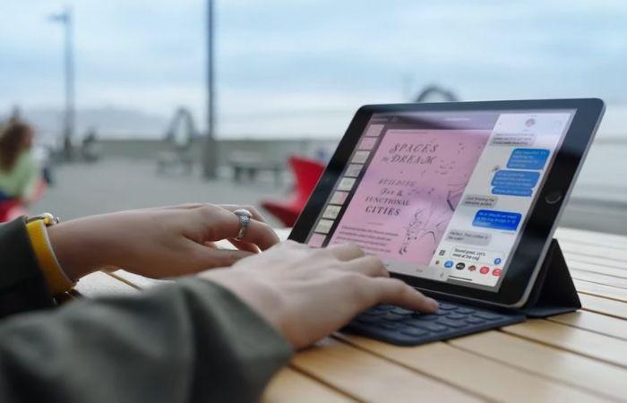 iPad 9 (Imagem: Reprodução/Apple)